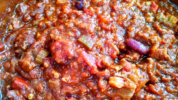 Prize Winning Chili, Great Flavor, Not Too Hot! Recipe