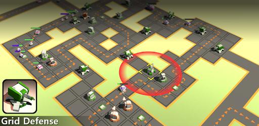 Grid Defense era €2,09 e agora é GRÁTIS e está em destaque na Google Play Store 1