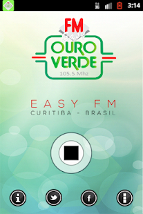 Rádio Ouro Verde FM- screenshot thumbnail