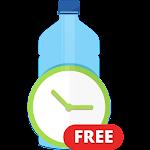 Aqualert:Water Tracker Intake Icon