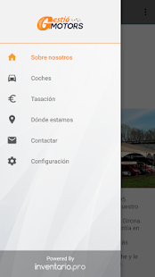 Gestió Motors- screenshot thumbnail