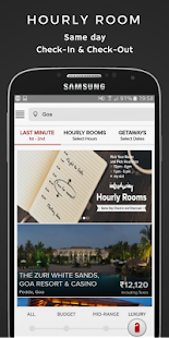 SavvyMob – Last Minute Hotels- screenshot thumbnail