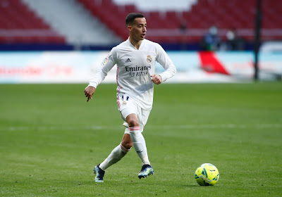Lucas Vazquez en route vers la Premier League ?