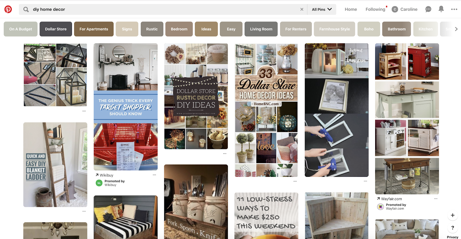 If youu0027re in the business of interior design or home renovations, you might  consider posting design tips, color themes, or simple DIY projects on  Pinterest.