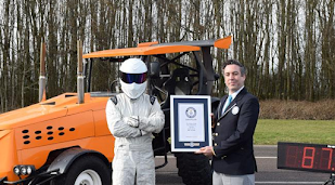 Top Gear sets new Guinness World Record