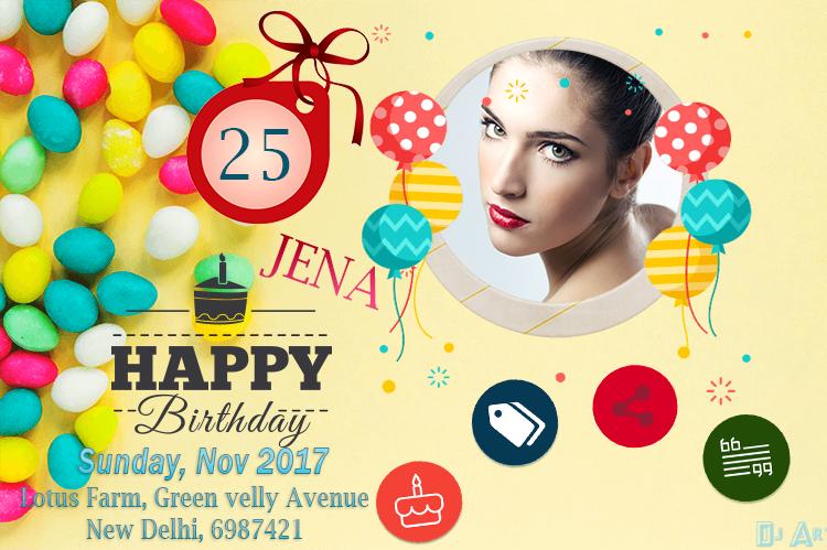 birthday invitations cards designs