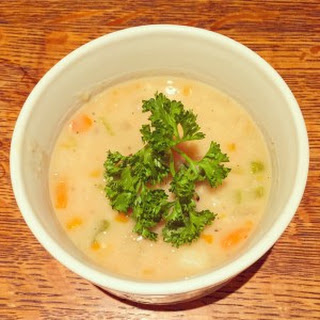 Great Northern Bean Soup.