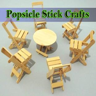 Popsicle Stick Crafts - náhled