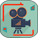 Video Editor free, Songs Video Maker icon