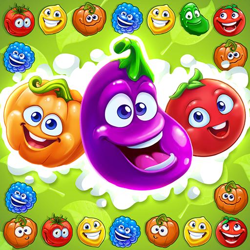 Funny Farm-super match 3 game (game)