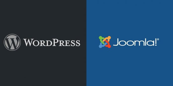 So sánh wordpress và joomla: Nên dùng CMS để thiết kế website
