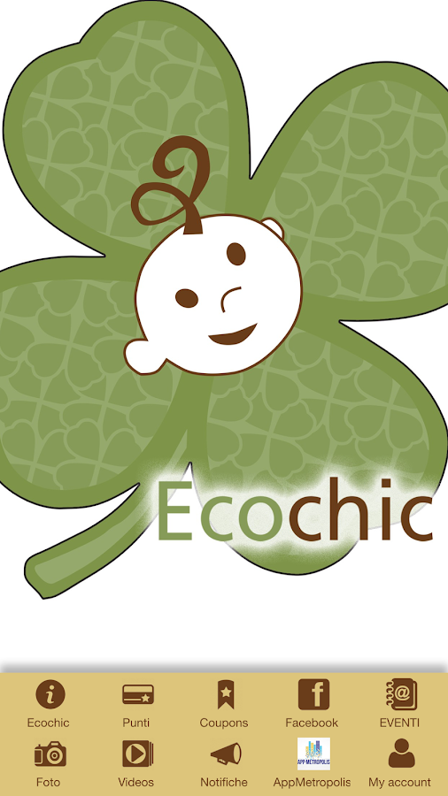 Ecochic App- screenshot