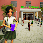 High School Girl Life Simulator 2020