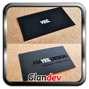 Creative Name Card Designs - náhled