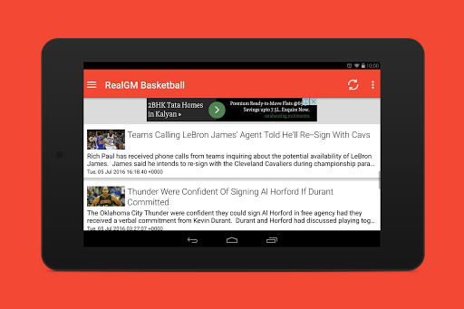 玩免費運動APP|下載Basketball scores and news app不用錢|硬是要APP