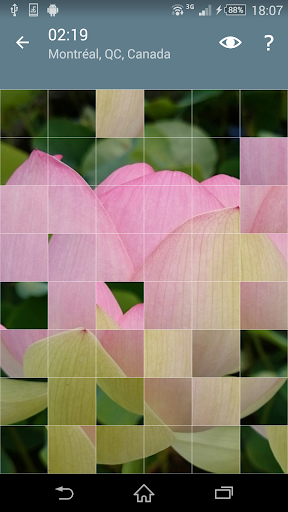 Jigsaw Puzzle: Flowers screenshot 7