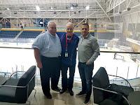 Roger Lajoie, Jim Rooney and Chris De Piero photo