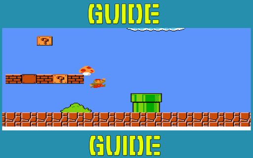 Guide For Super Mario Brothers 1.0 screenshots 2