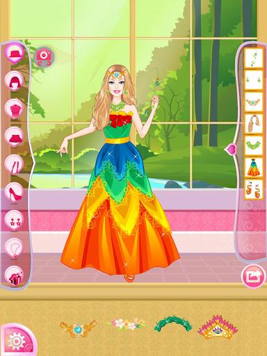 玩免費休閒APP|下載Mafa Earth Princess Dress Up app不用錢|硬是要APP