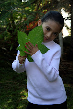 """Photo: """"The leaf is so soft"""""""