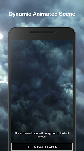 ... Weather Live Wallpaper PRO screenshot 5