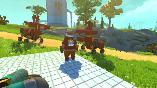 Scrap - Mechanic The Game for PC