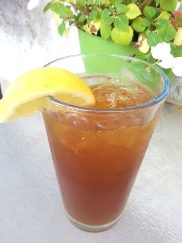 Lemon Sweet Tea Recipe