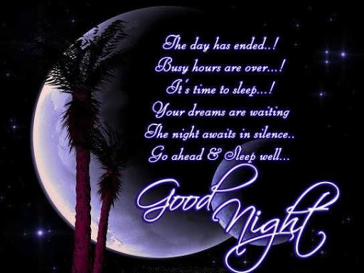 Good Night Quotes Images Gif 6.7 screenshots 1