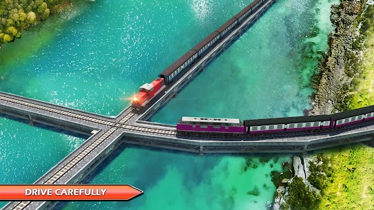 Indian Train Simulator MOD (Unlocked) 3