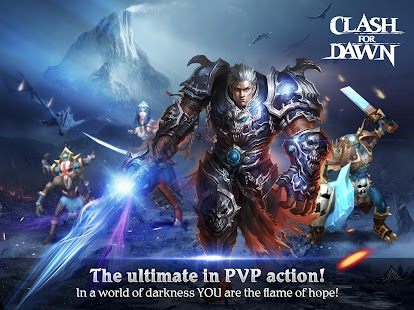 Clash for Dawn: Guild War Screenshot