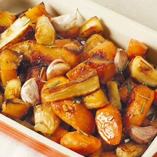 Maple Roast Vegetables