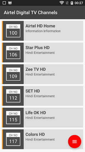 Digital TV Channels 1.0 app download 2