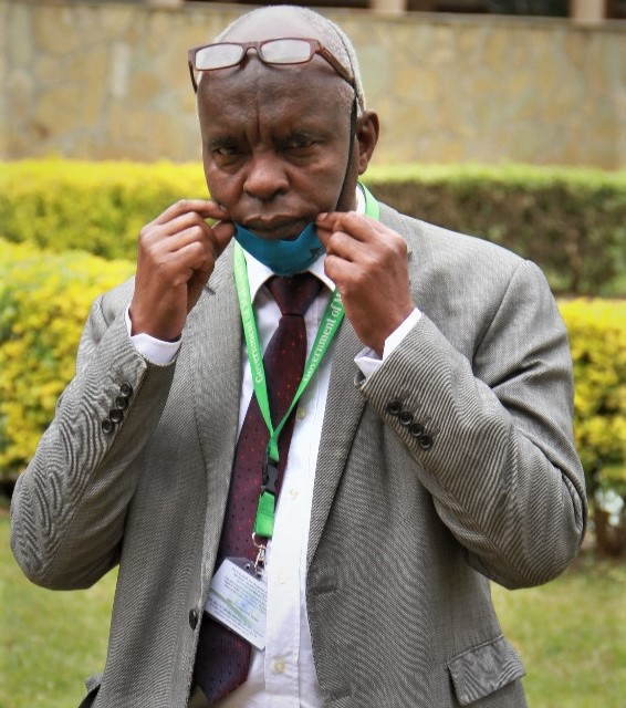 Makueni Govenor Kivutha Kibwana when he appeared before the Senate county Public Accounts and Investments Committee to answer to audit queries at Parliament Buildings on July 1, 2020.