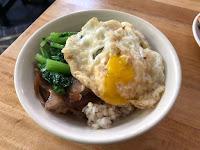 車記𩼣魚湯 蝦米飯