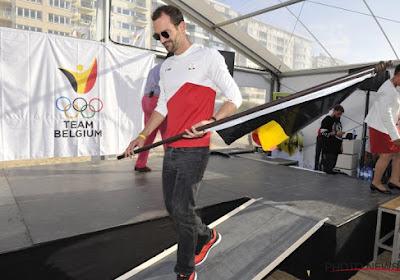 Belgische paralympische zwemmer mag de vlag dragen in Maracana-stadion