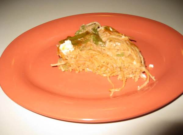 Spaghetti Pie Recipe