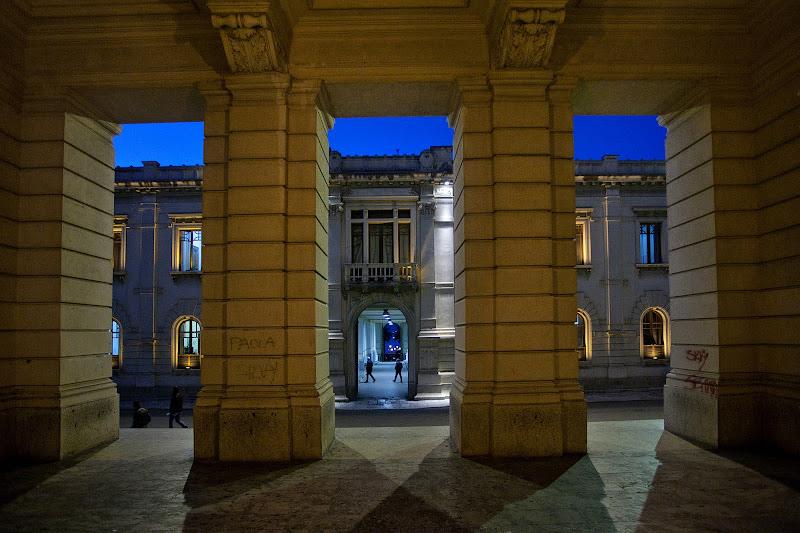 Dai portici del Cilea di Fiorenza Aldo Photo