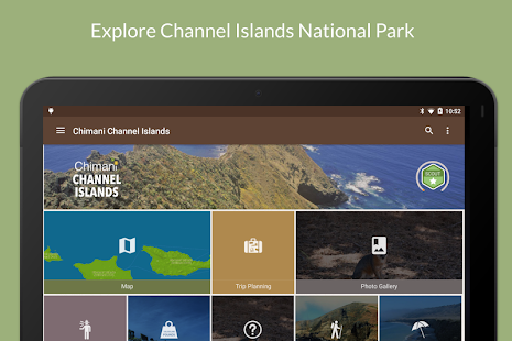 Channel Islands NP by Chimani- screenshot thumbnail