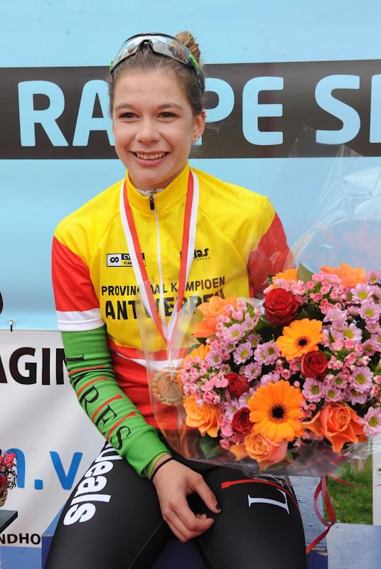 Girlpower - Provinciaal kampioen
