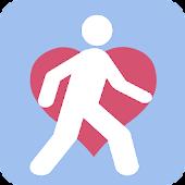 Health Pedometer Step Counter