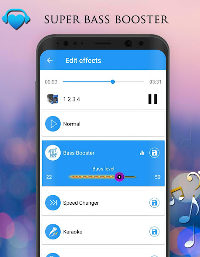 Voice Changer - Audio Effects app (apk) free download for