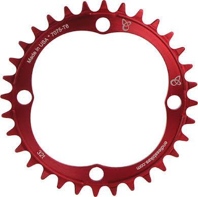 Endless Bike The 1 Chainring, 104BCD alternate image 1