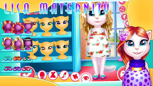 Lisa maternity