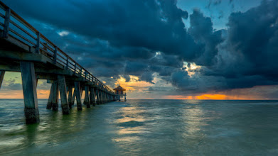 Photo: The Naples City Pier in Naples, FL