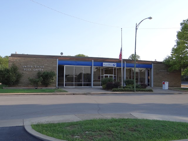 Lebanon, TN post office