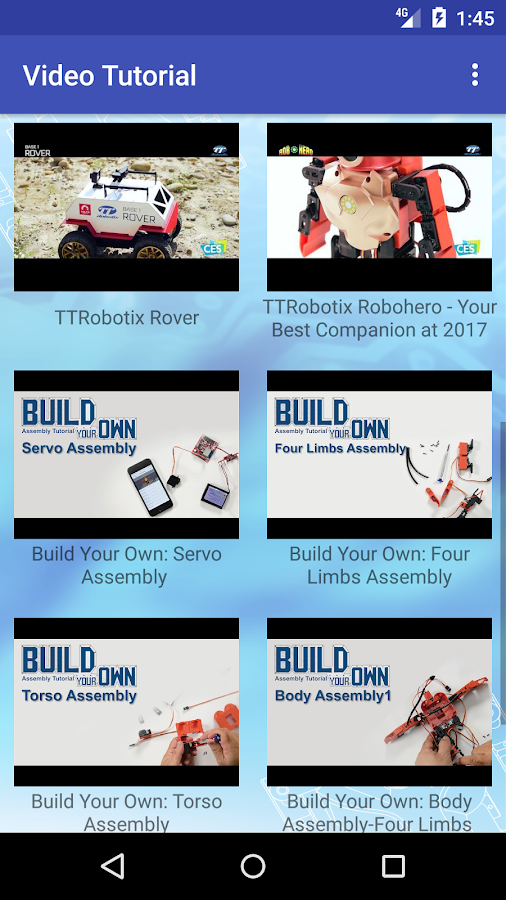 TTRoboitx RoboHero- screenshot
