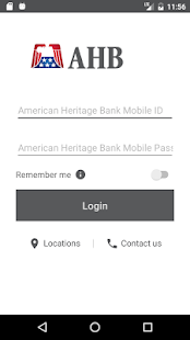 American Heritage Bank OK - náhled