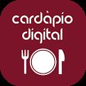 App Cardápio Digital icon