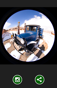 Fisheye Lens Live- screenshot thumbnail