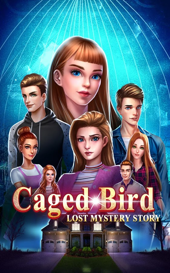 Lost Mystery - The Caged Bird- screenshot